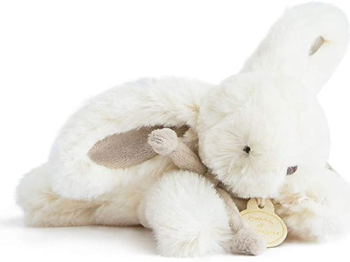 DouDou Boxed Bunny Taupe 16cm