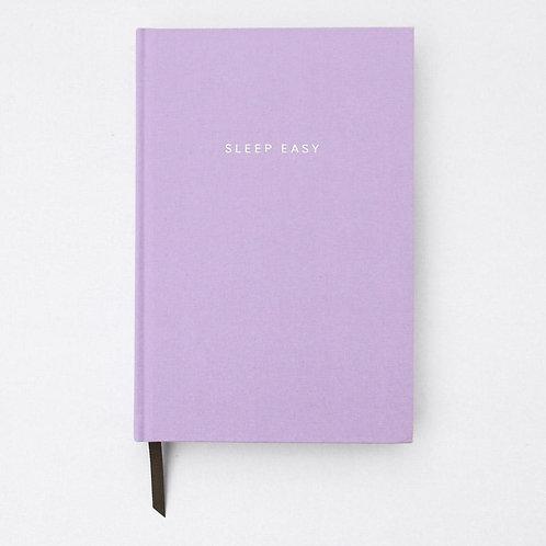Caroline Gardner Bedtime Sleep Journal Lilac