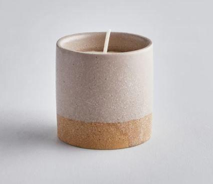 St Eval Bay & Rosemary, Earth & Sky Mushroom Pot Candle