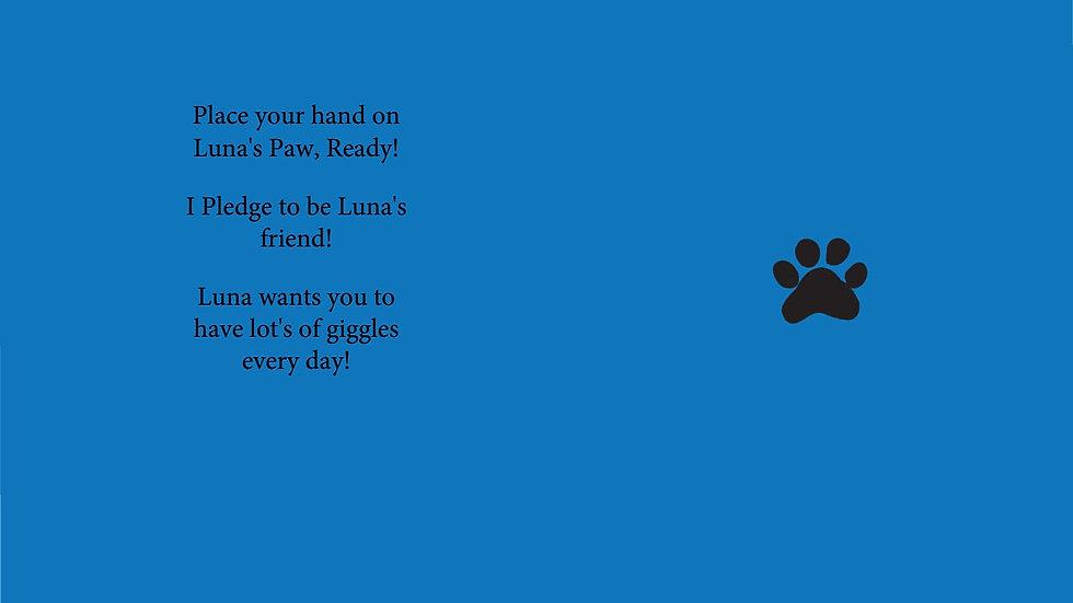 Lunas friendship club bag