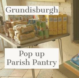 Grundisburgh Pop up Pantry