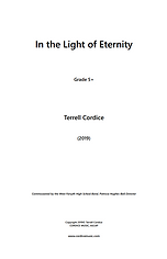 In the Light of Eternity - cover page.pn
