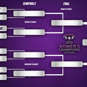 Women's UEFA Champions League Bracket