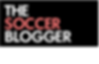 The Soccer Blogger Logo | Your Go-To Soccer Blog