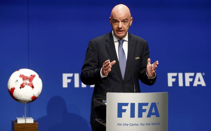 FIFA Council Meeting June 10 | FIFA President Gianni Infantino discusses FIFA Global Women's League