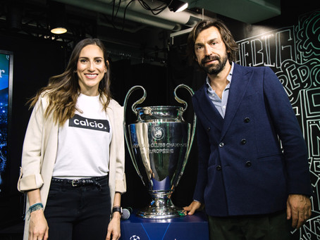 In 1 year- From apartment vlogs to interviewing Pirlo and Puyol.