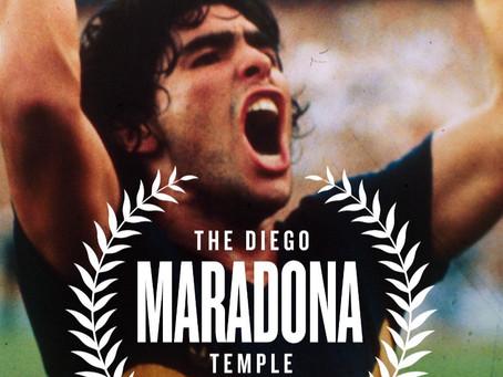The Diego Maradona Experience in NYC by HBO x La Casa de D10S