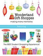 Wonderland Gift Brochure