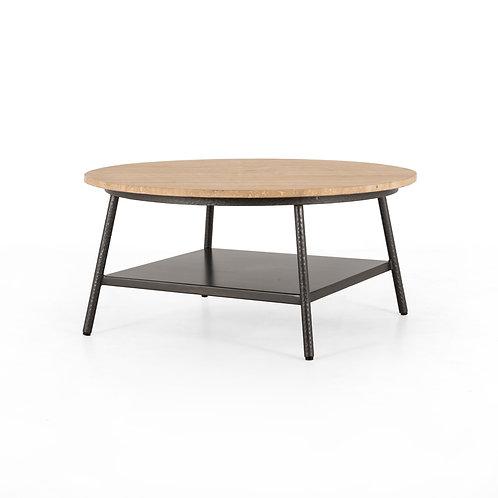 LARK ROUND COFFEE TABL