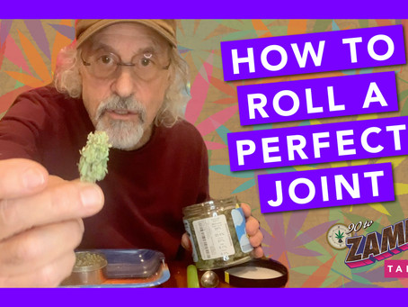 90 to Zambo Talks: How to Roll a Perfect Joint | 'How To': Episode 1