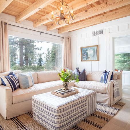 Lake Tahoe and Truckee Interior Design inspiration (Part 1)