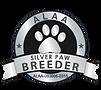 Lola's Labradoodles ALAA Silver Paw 2020