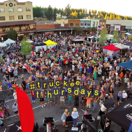 Truckee Thursday 2020 Cancelled
