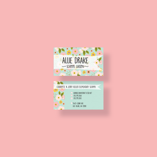 Allie Drake Business Card