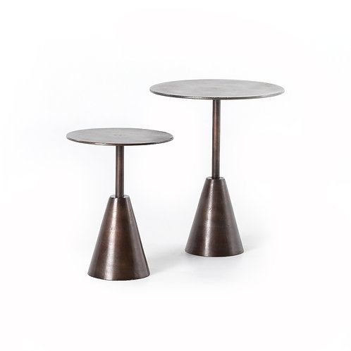 FRISCO END TABLES SET OF 2