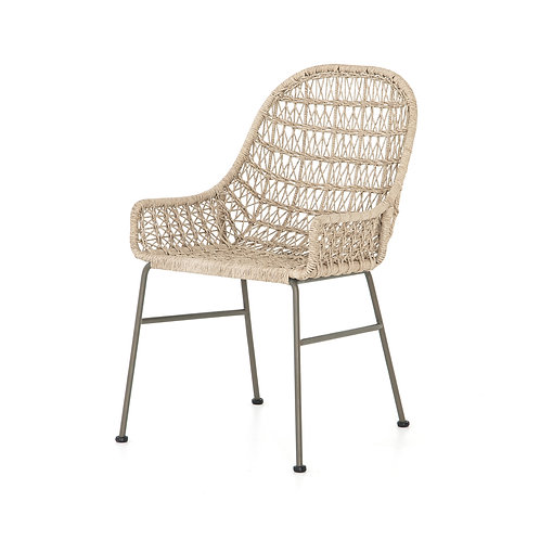 BANDERA WOVEN DINING CHAIR