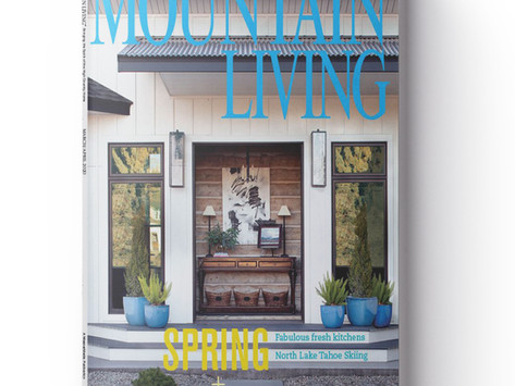 We've Been Featured in Mountain Living!