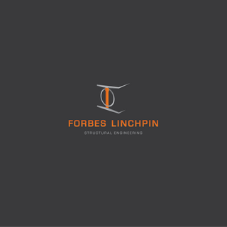 Forbes Linchpin Logo Design