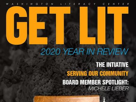 GET LIT E-Newsletter: Board Member Spotlight Michele Lieber