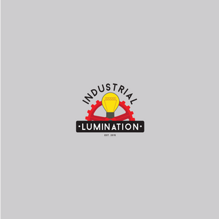 Industrial Lumination Logo Design