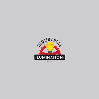 Industrial Lumination Logo Design