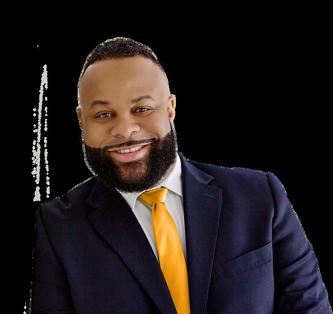 Pastor Desen Yellow tie.png