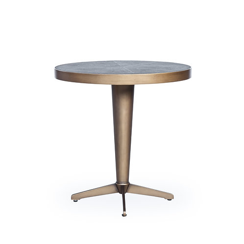 SHAGREEN SIDE TABLE