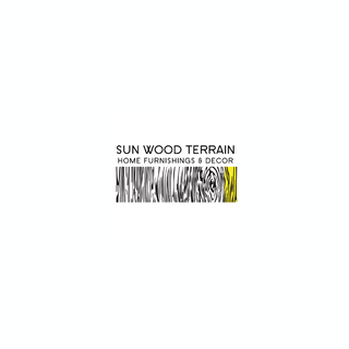 Sun wood Terrain Logo Design