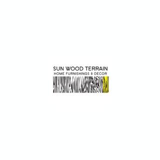 Sun wood Terrain Logo Design