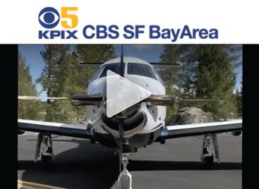 Sierra Aviation Company Flies Coronavirus Supplies To Bay Area Health Workers, 1st Responders