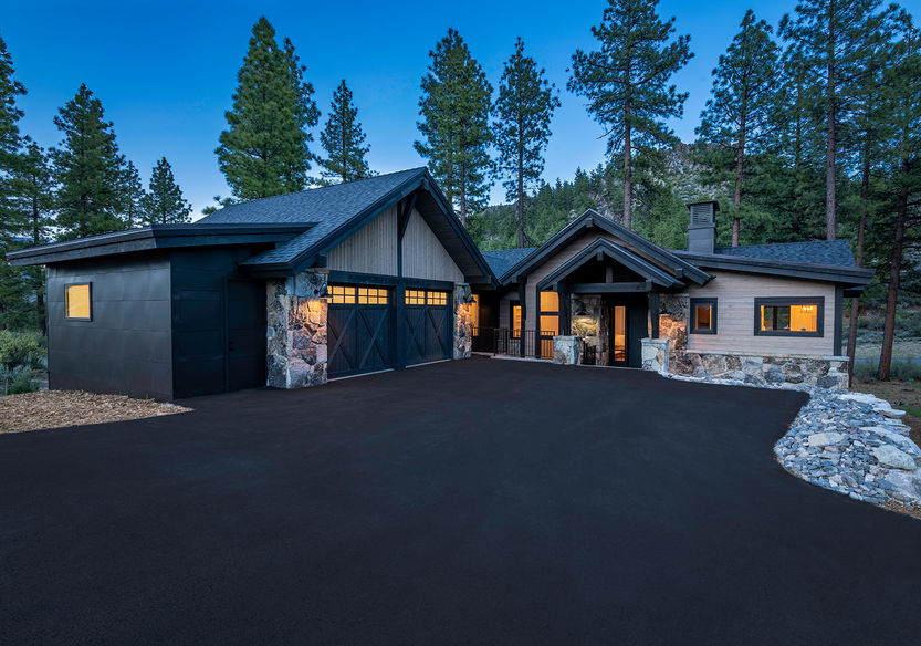Nevada Country House