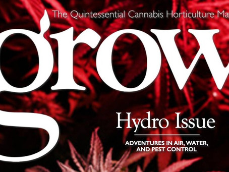 90 to Zambo featured in Grow Magazine!