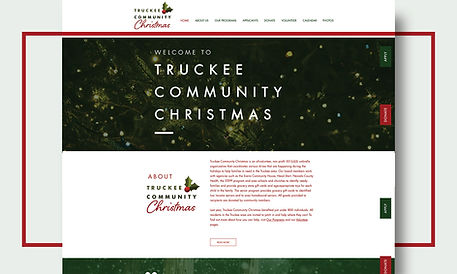 truckee community christmas design laure