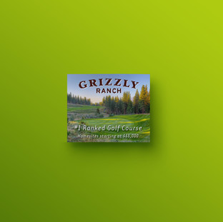 Marketing Materials for Grizzly Ranch