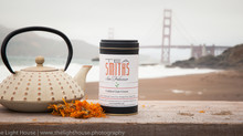 Tea Smith: Branding with Texture & Light