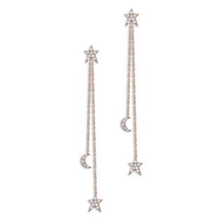 MoonStar Earring