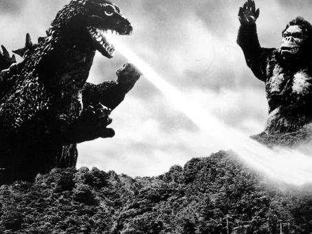 The Nerd's Corner #3: Godzilla vs. Kong, Falcon, My Pull List