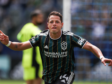 This Week In MLS: Chicharito the Scoring Menace