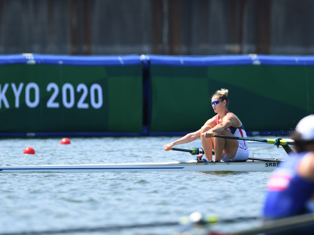 Breakfast With The Americans: Rowing, Archery Begin Before the Opening Ceremonies