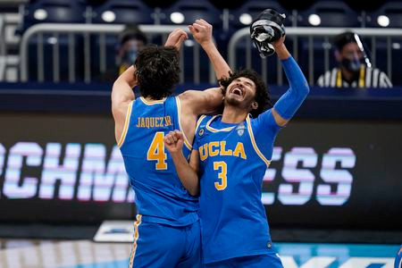 Basel's House Bracket Challenge: UCLA Blows This Thing Wide Open