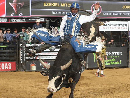 A Conversation With Ezekiel Mitchell, PBR's Most Exciting Young Rider