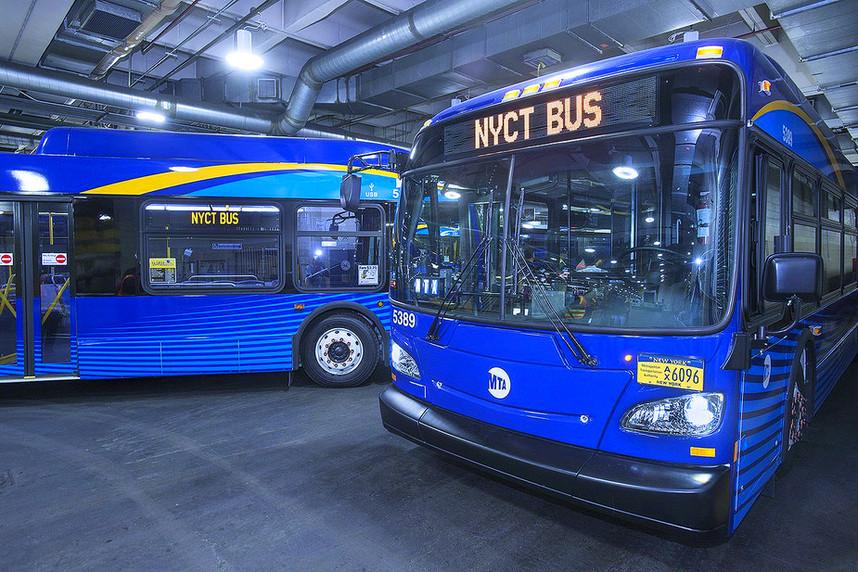 MTA NYCT Bus Radio, New York, NY