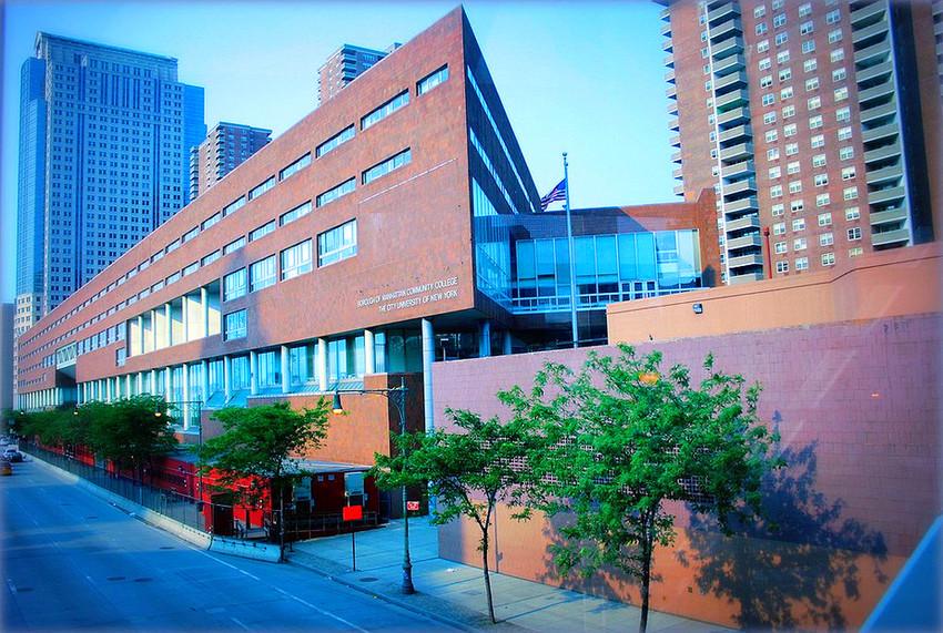 DASNY Borough of Manhattan Community College with Eldor Electric