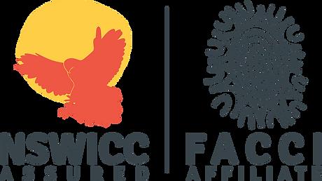 NSWICC & FACCI ASSURED Logo (blue).png