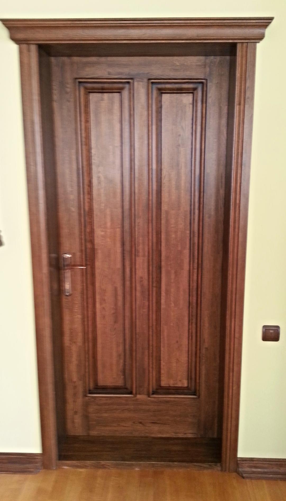 Дверь, дверная коробка