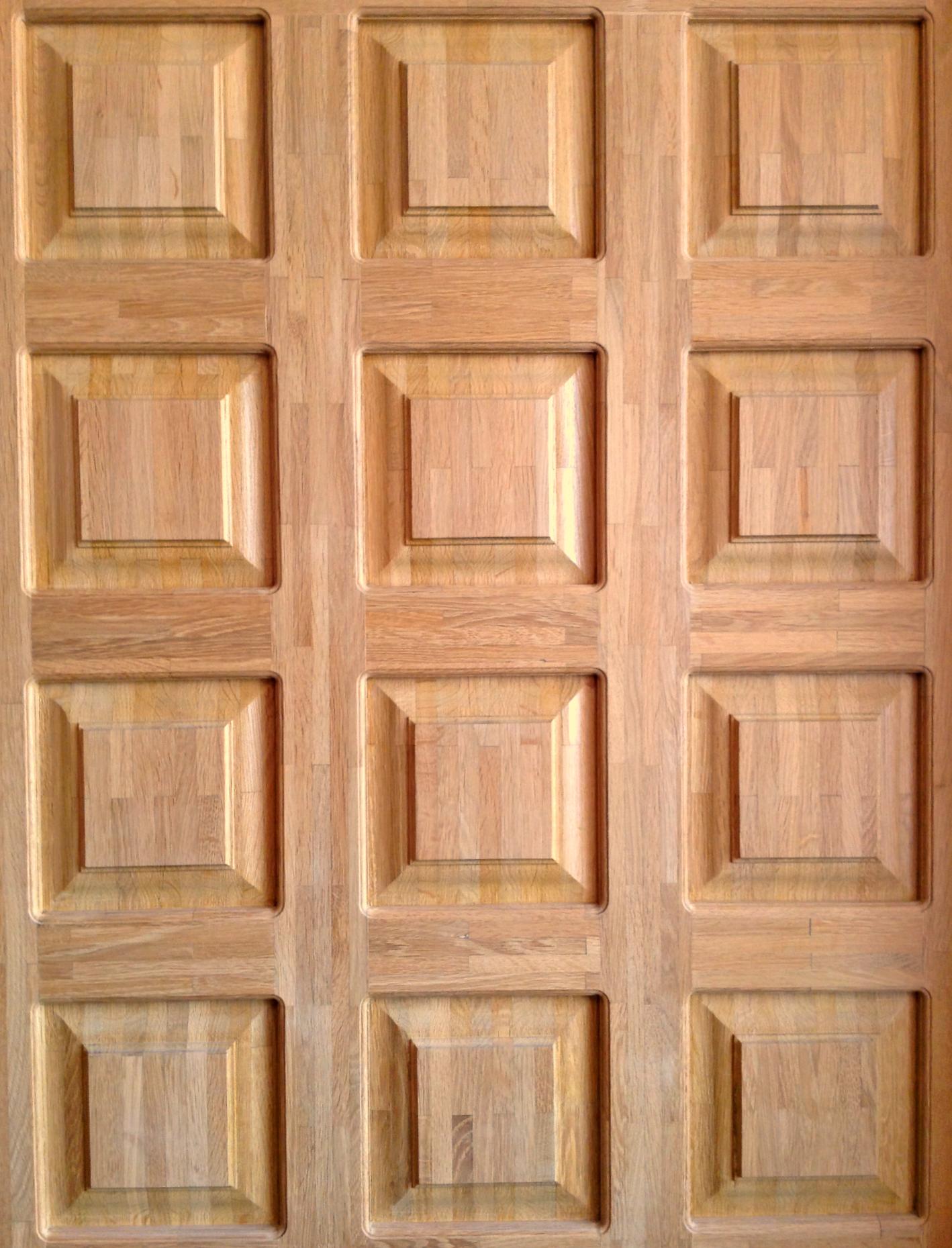 Вариант фактуры двери