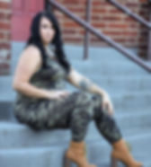 Camo is in my blood, not just in my clos