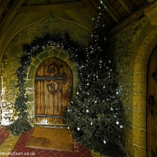 Holy Cross porch, Bignor