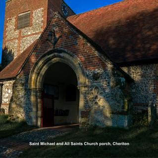 St Michael & All Saints porch