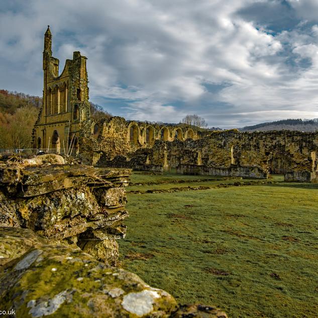 Byland Abbey, N. Yorkshire